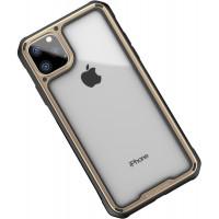 Чехол Накладка для iPhone 11 Pro iPaky mo Full (gold)