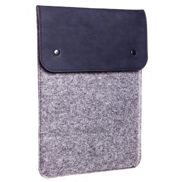 """Сумка для MacBook 13"""" Gmakin GM65 (Blue-Gray)"""