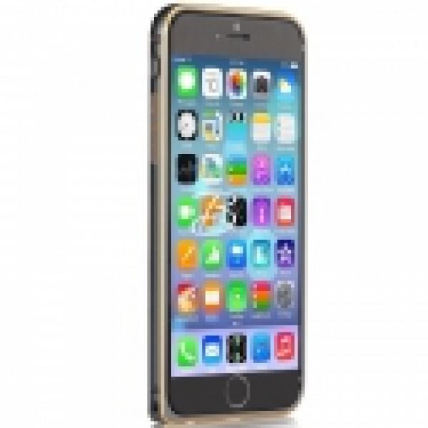 Бампер для iPhone 6 COTEetCL GYG (Серый) (Алюминий)