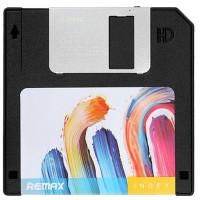 Портативное зарядное устройство Power Bank REMAX Floppy Disk (OR)  RPP-17 5000 mAh(black)