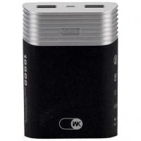 Портативное зарядное устройство Power Bank WK 10000mAh WP-013(black)