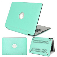 Чехол накладка MacBook Air 13 DDC PU (Зелёный)