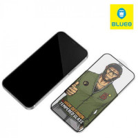 Защитное стекло iPhone 12/12 Pro Blueo 2.5D Silk Narrow Border Tempered Glass HD