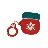 Чехол для AirPods Toys Case Mitten (Green Red)