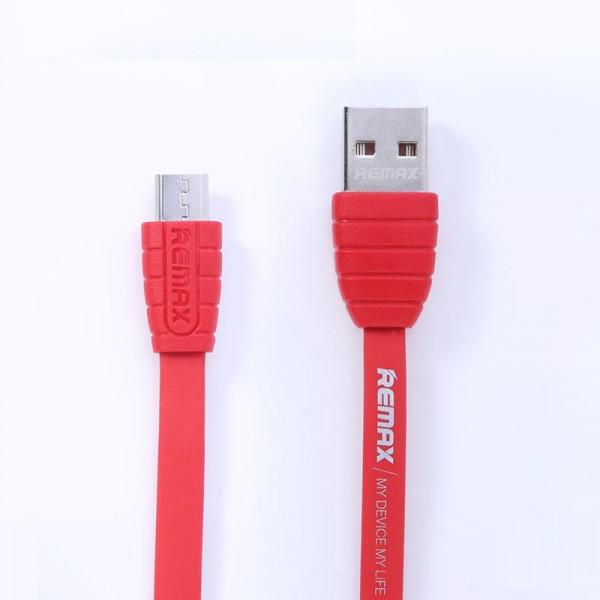 Кабель Apple Lightning REMAX DreamCable (USB)(1m) (Красный)