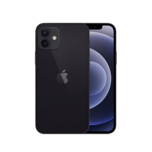 Apple iPhone 12 64GB Dual Sim Black (MGGM3)