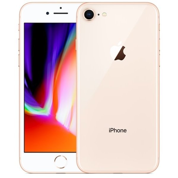 Apple iPhone 8 128GB (Gold) (MX182)