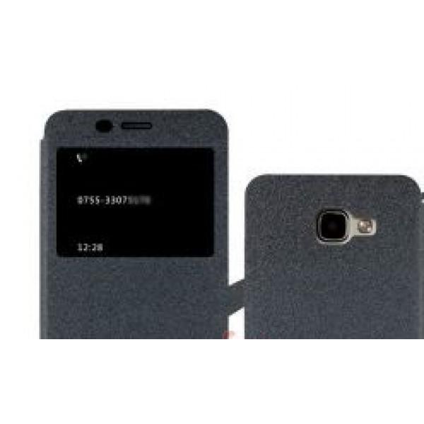 Чехол Книжка iMax Samsung Galaxy A710 (2016) Black