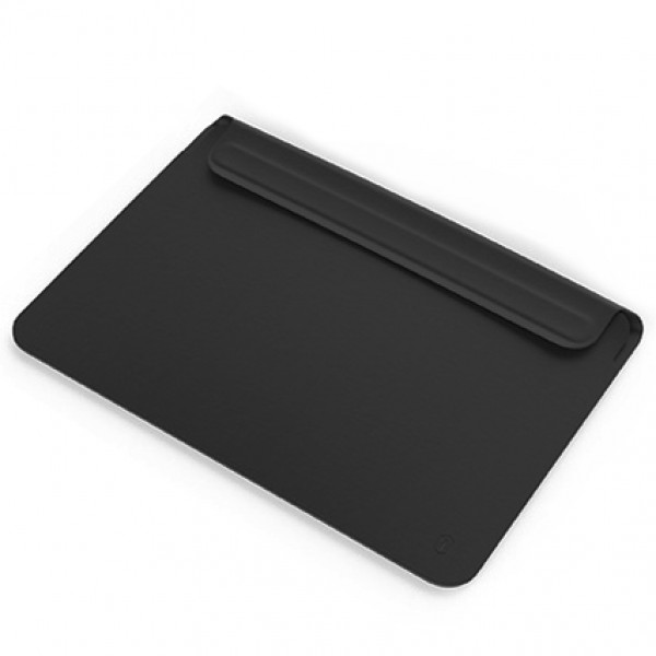 Чехол-конверт MacBook Air 13.3 Wiwu Skin Pro leather (black)