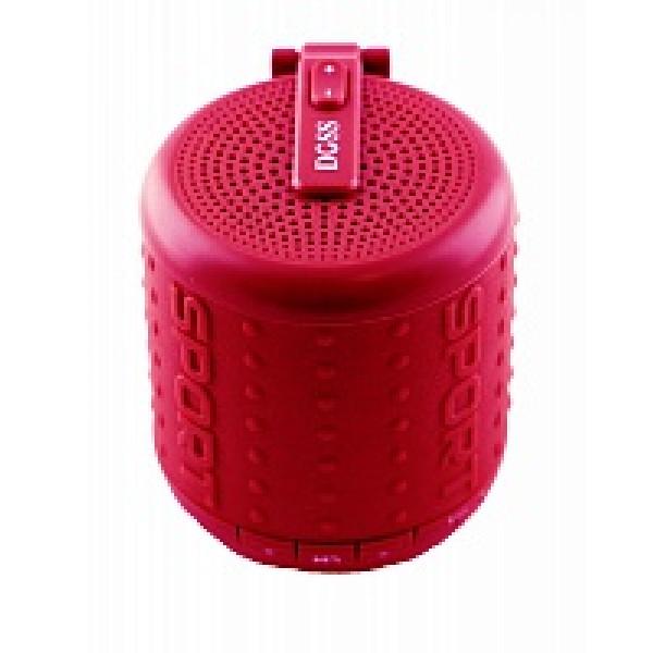 Акустика DOSS SMALL STONE (Bluetooth) (Handsfree) (Розовый)