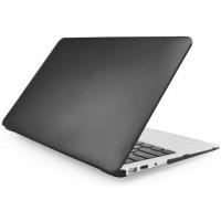 Чехол накладка MacBook 12  iPearl Crystal Case black