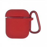 Чехол для AirPods Blueo Liquid Silicone (Red)