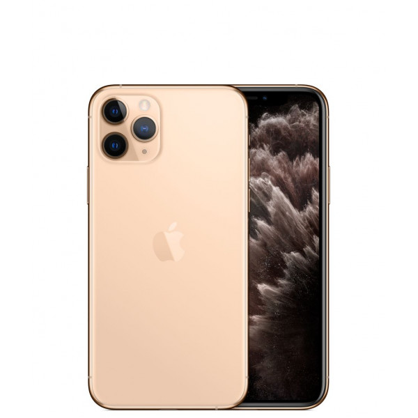 Apple iPhone 11 Pro 256GB (Gold) (MWCP2)