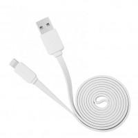 Кабель синхронизации Baseus String Series Noodle Style Lightning to USB Data Charge (1M) White