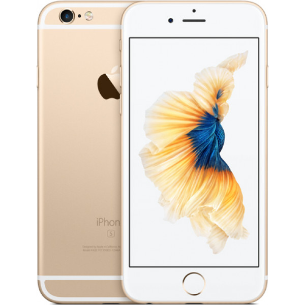 Apple iPhone 6s 128GB (Gold) (MKQV2)