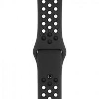 Ремешок-браслет для Apple watch 38mm silicon Sport Nike