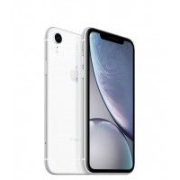 Apple iPhone XR Dual Sim 128GB (White) (MT1A2)