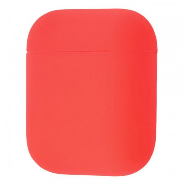 Чехол для AirPods Hang Case  (red)