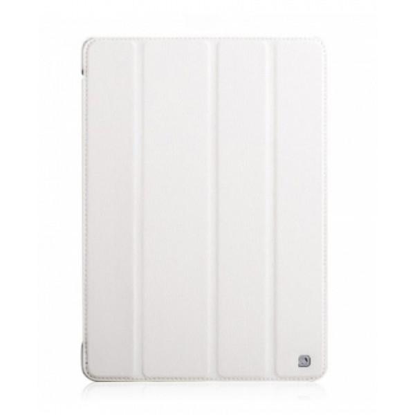 Чехол Книжка для iPad Air 2 HOCO Star Series (Белый) (Полиулетан)