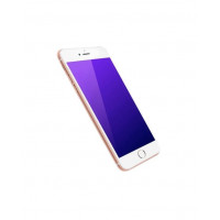 Защитое стекло  iPhone 7 Plus  Baseus PET Soft Fosted 3D Glass 0.23mm (white)