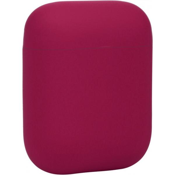 Чехол для AirPods Hang Case  (rose red)