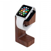 Держатель для Apple Watch HOCO Wood Series