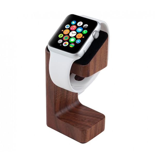 Держатель для Apple Watch HOCO Wood Series