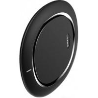 Беспроводное зарядное устройство Usams CD29 Wireless Fast Charger Pad - Sedo series (black)