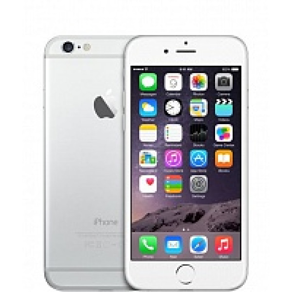 Apple iPhone 6 64GB (Silver) (Refurbished)