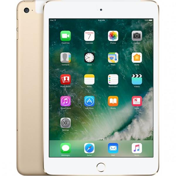 Apple iPad mini 4 Wi-Fi + Cellular 32GB Gold (MNWR2, MNWG2)