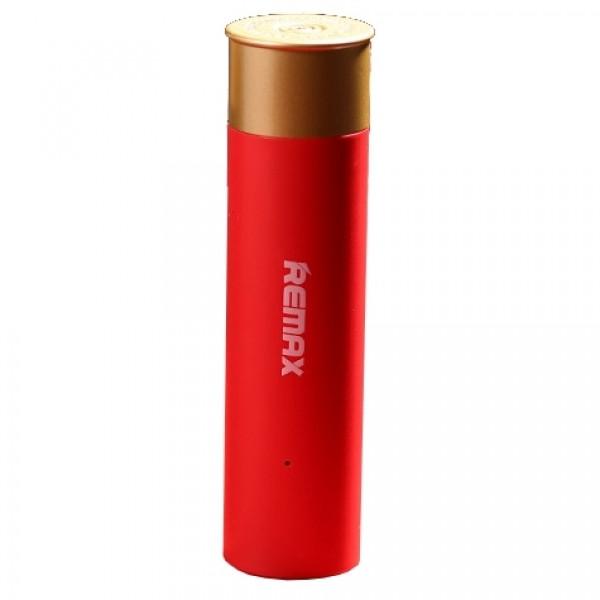 Портативное зарядное устройство Power Bank REMAX Shell series 2500mAh RPL-18 red