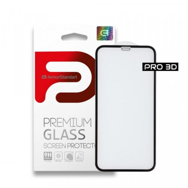 Защитное стекло iPhone 12 Pro Max ArmorStandart Pro 3D