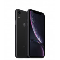 Apple iPhone XR Dual Sim 64GB (Black) (MT122)