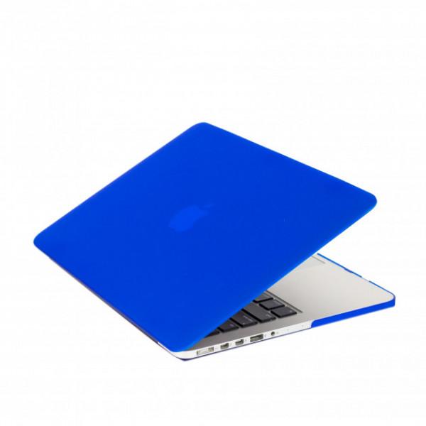 Чехол накладка MacBook Pro 13 Retina DDC Case (Матовый/Синий) (Пластик)