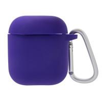 Чехол для AirPods Blueo Liquid Silicone (Purple)
