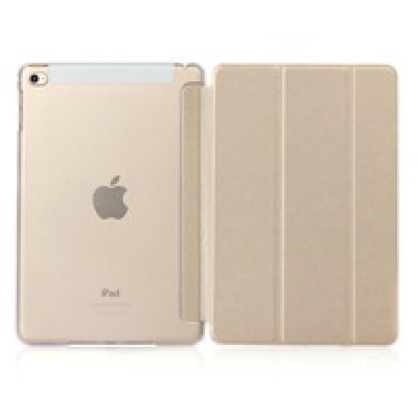 Чехол Книжка для iPad mini 4 Smart Case  (Слоновая кость) (Силикон)