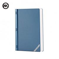 Портативное зарядное устройство Power Bank WK 10000mAh WP-031 (blue)