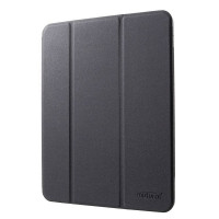 Чехол книжка iPad Pro 12,9 (2018) Mutural Smart Case Leather  (black)