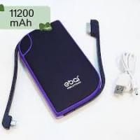 Портативное зарядное устройство Power Bank Ebai 11200mAh Фиолетовый