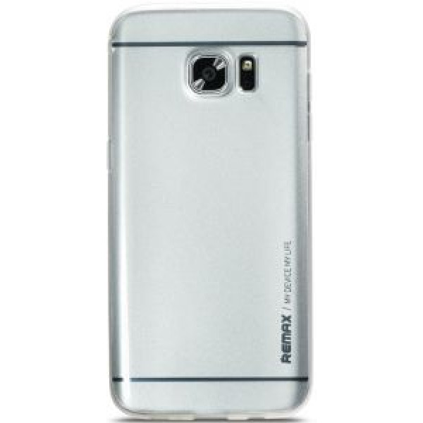 Чехол накладка Remax TPU for Samsung S7 clear