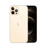 Apple iPhone 12 Pro Max Gold Dual Sim 256GB (MGC63)