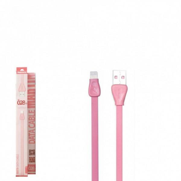 Кабель Remax Martin 028i Lightning (USB) (1m) (Цветной)