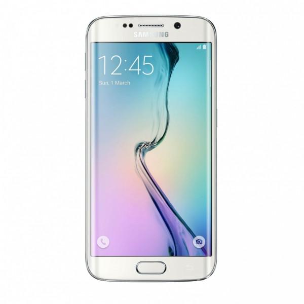 Samsung G925F Galaxy S6 Edge 128GB (White Pearl)