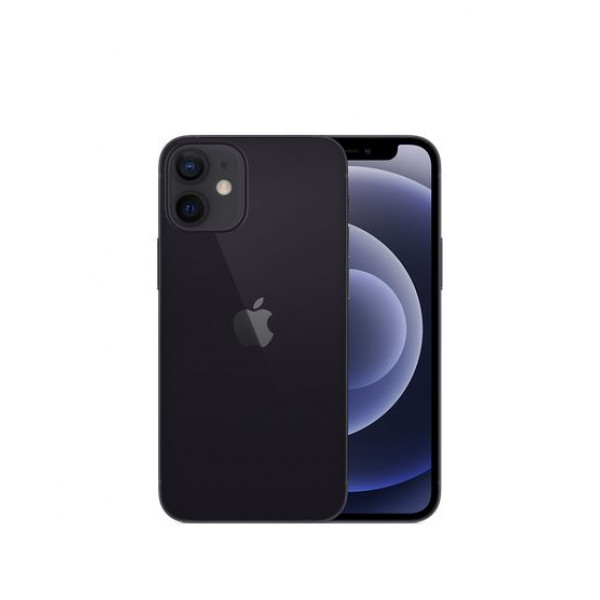 Apple iPhone 12 Mini 128GB (Black) (MGE33)