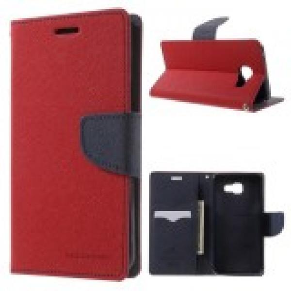 чехол книжка Goospery   для Samsung Galaxy A510 Red