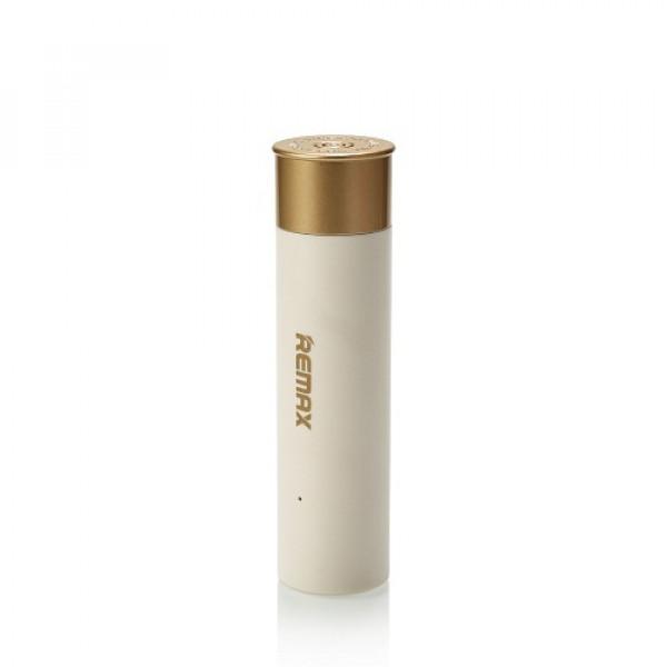 Портативное зарядное устройство Power Bank REMAX Shell series 2500mAh RPL-18 white