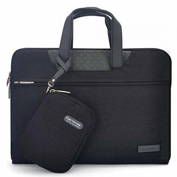 """Сумка для MacBook 13.3"""" Cartione Laptop Sleev Bag (black)"""