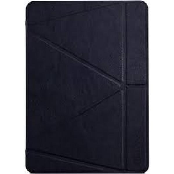 Чехол Книжка для iPad mini  Momax Smart Case (Берюзовый) (Кожа)