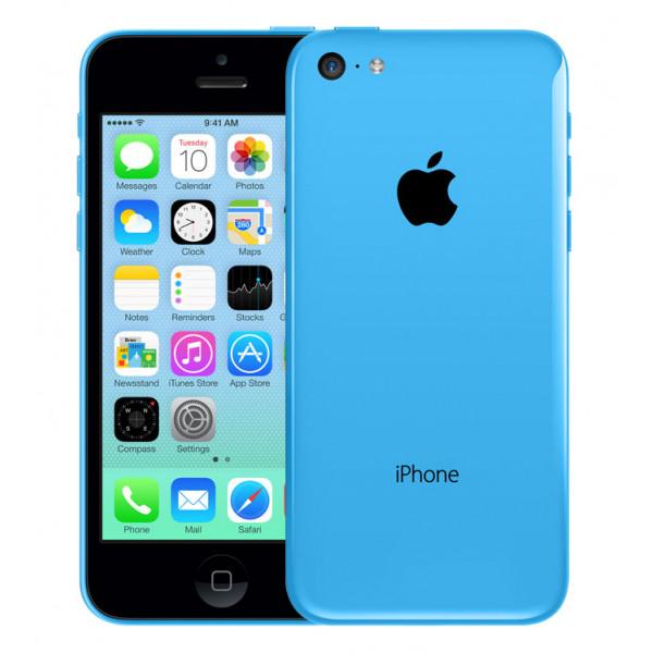 Apple iPhone 5C 16GB (Blue) (Used)