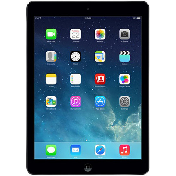 Apple iPad Air Wi-Fi + LTE 64GB Space Gray (MD793, MF010) (Refurbished)
